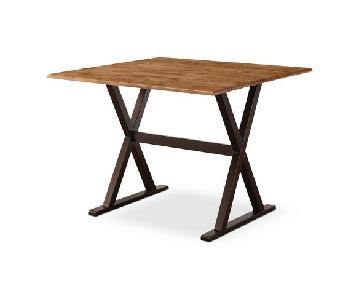 Target Drop Leaf Rectangular Dining Table