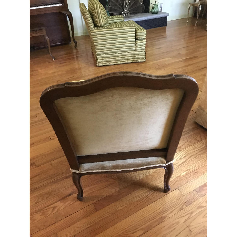 Knapp & Tubbs Vintage Bergere Chair - image-2
