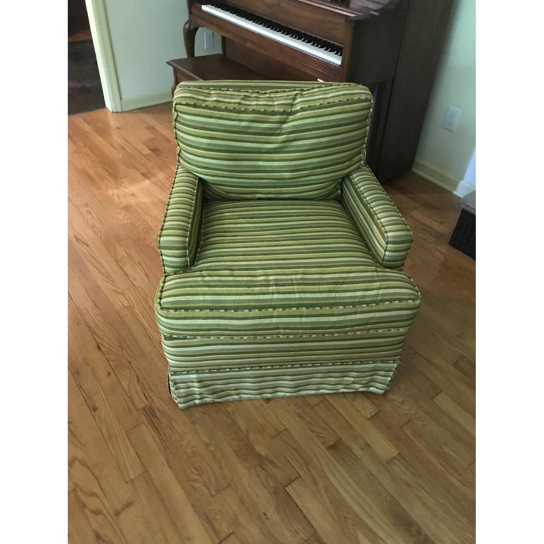 Knapp & Tubbs Mid Century Club Chair - image-1