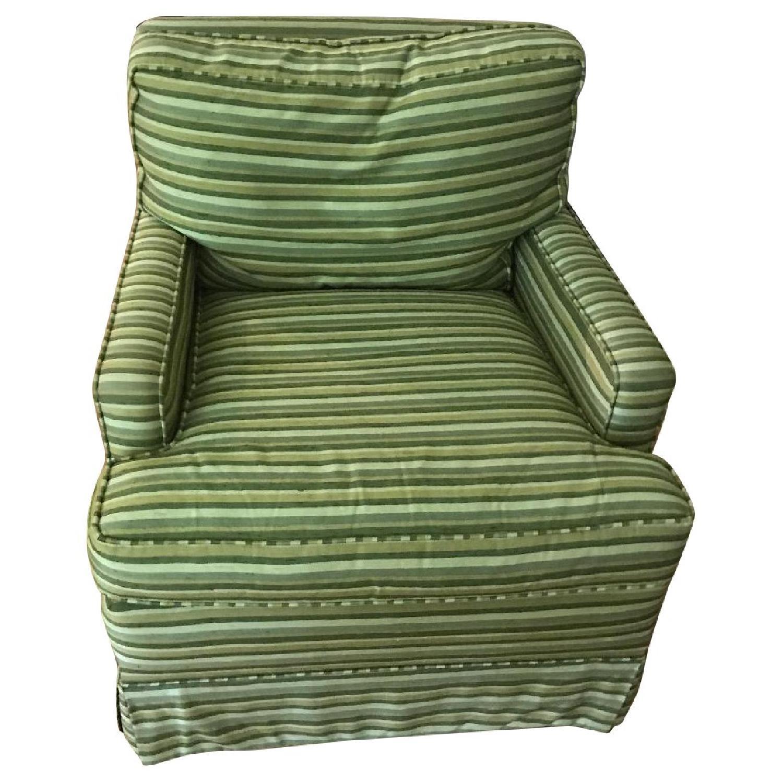 Knapp & Tubbs Mid Century Club Chair - image-0