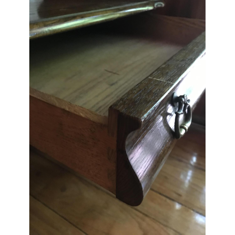 Vintage Mid Century Side Table - image-2