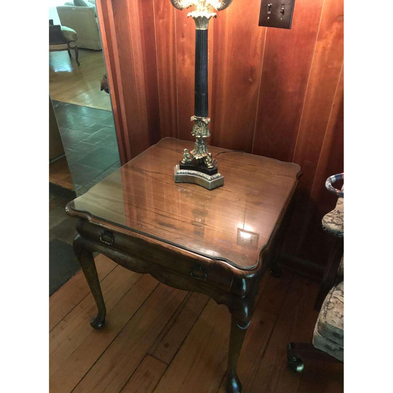Vintage Mid Century Side Table - image-3