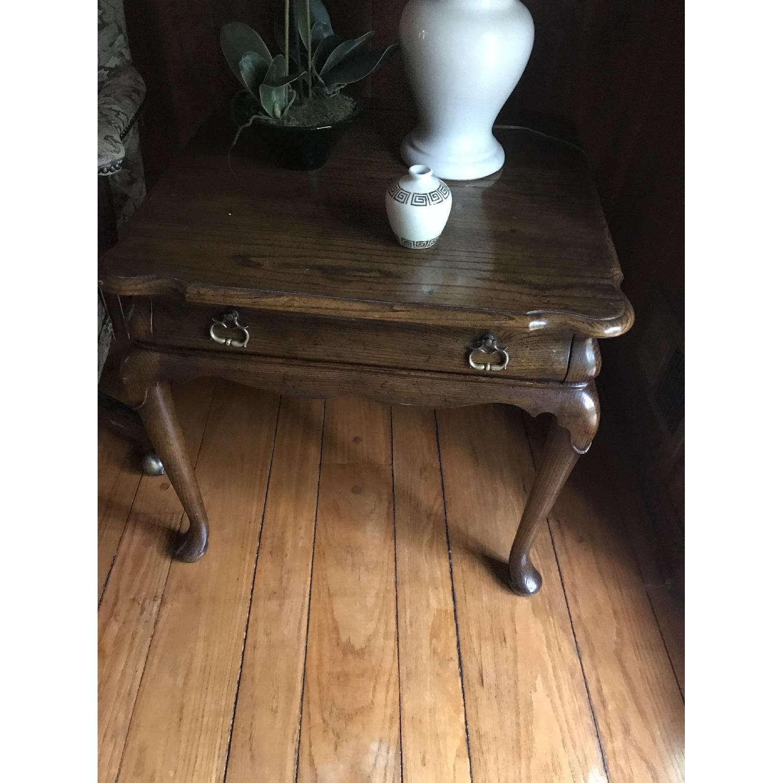 Vintage Mid Century Side Table - image-4