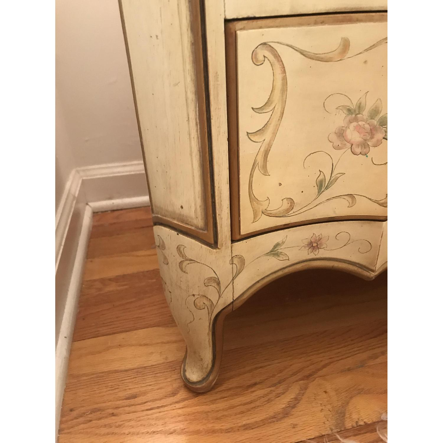 Karges Mid Century French Provincial Nightstands - image-3