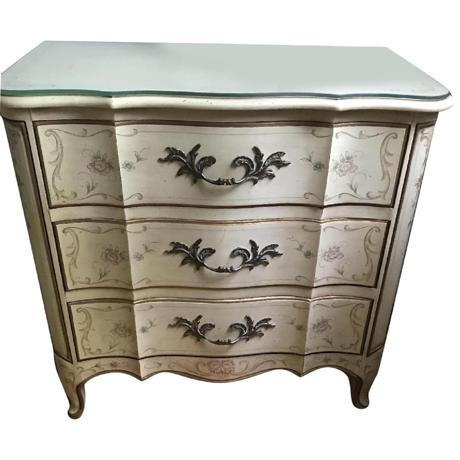 Karges Mid Century French Provincial Nightstands - image-0