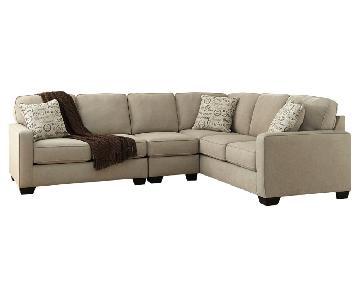 Ashley Alenya 3 Piece Sectional Sofa
