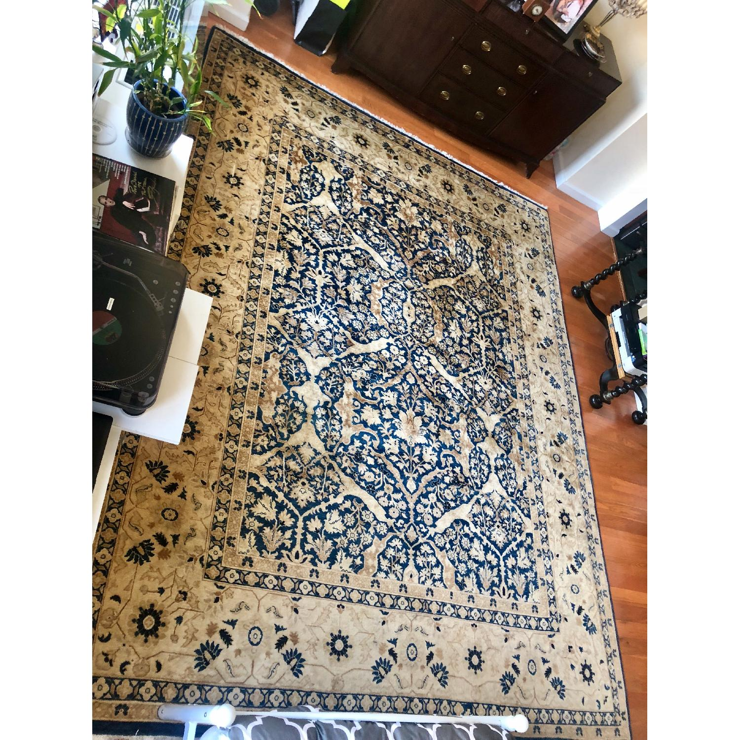 ABC Carpet and Home Wool Area Rug - image-4