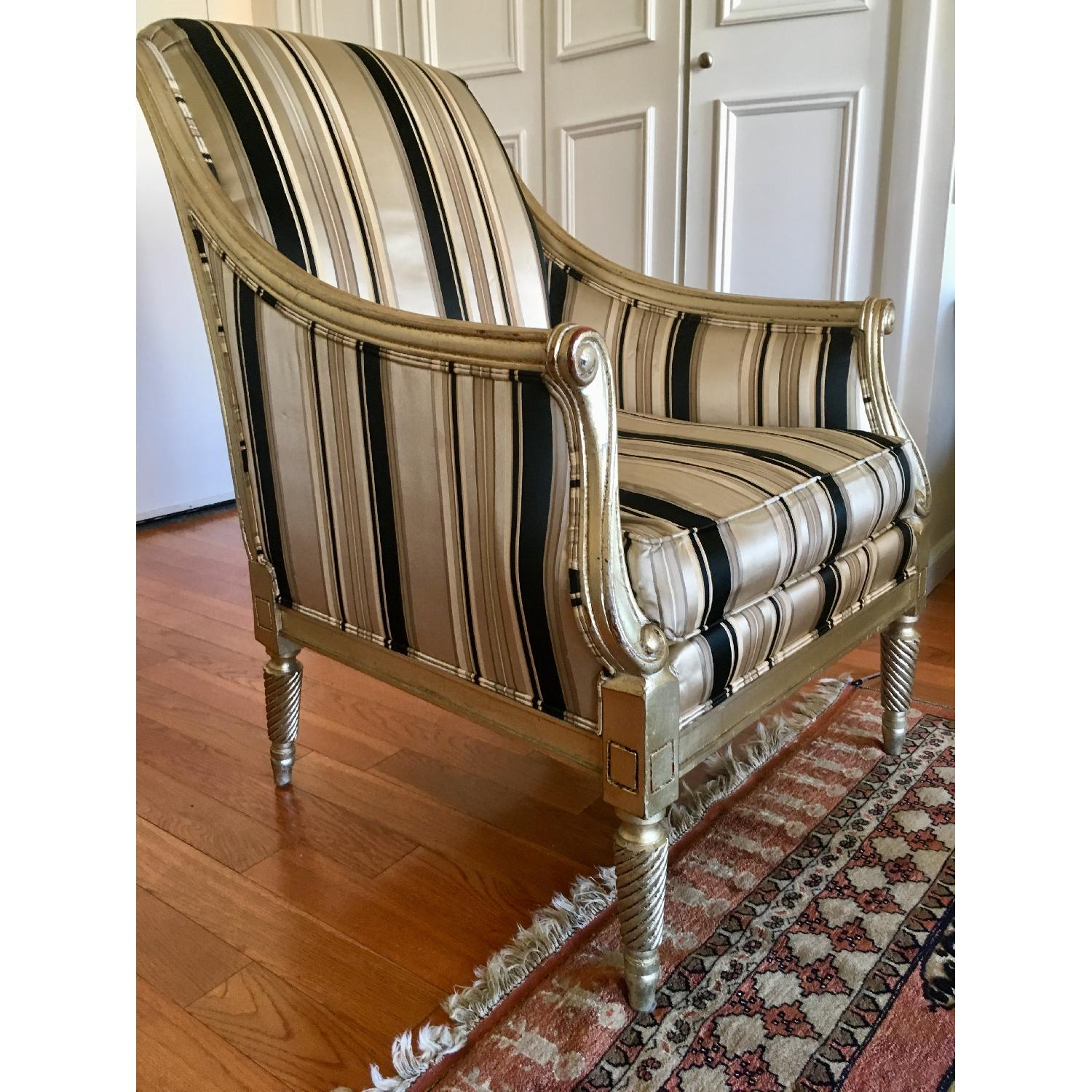 Drexel Heritage Classic Design Accent Chair - image-2