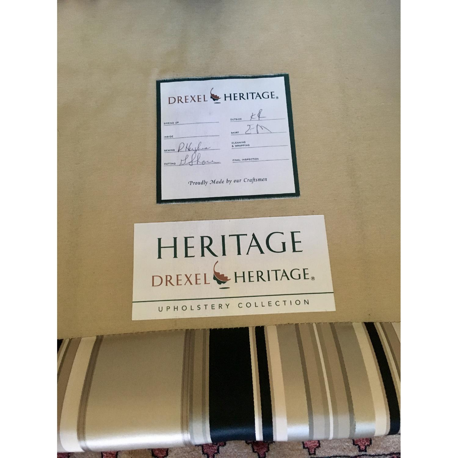 Drexel Heritage Classic Design Accent Chair - image-3