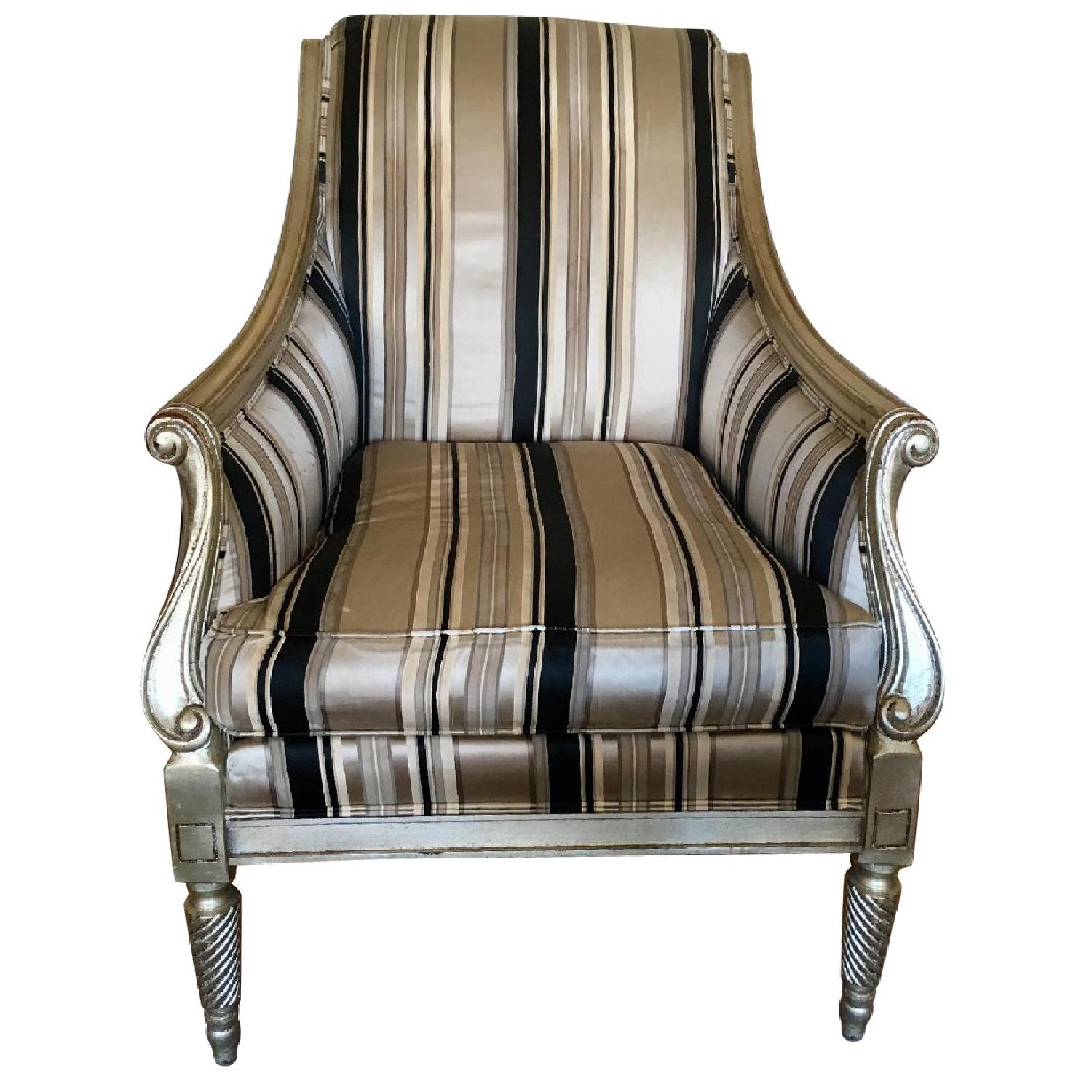 Drexel Heritage Classic Design Accent Chair - image-0