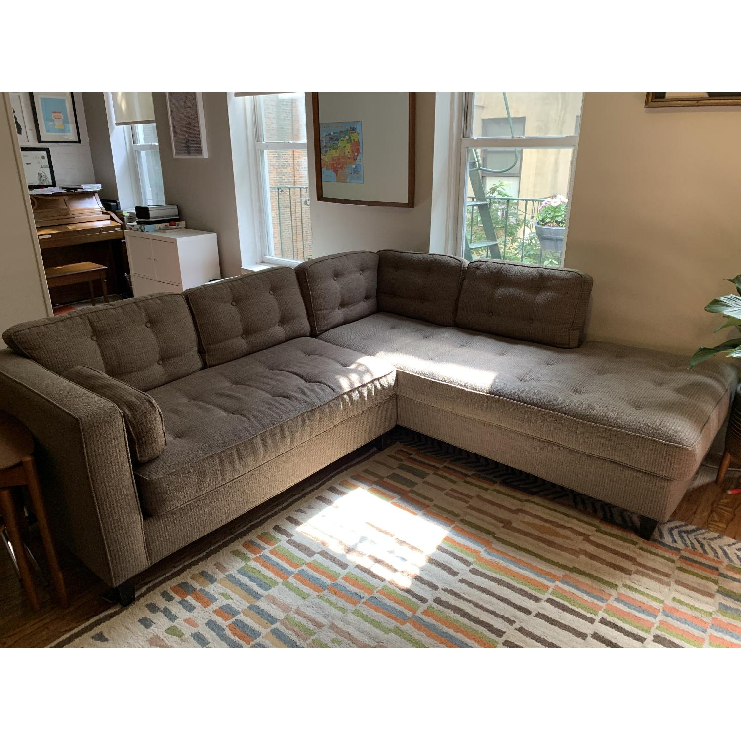 A&G Merch Greenpoint Sectional Sofa-1