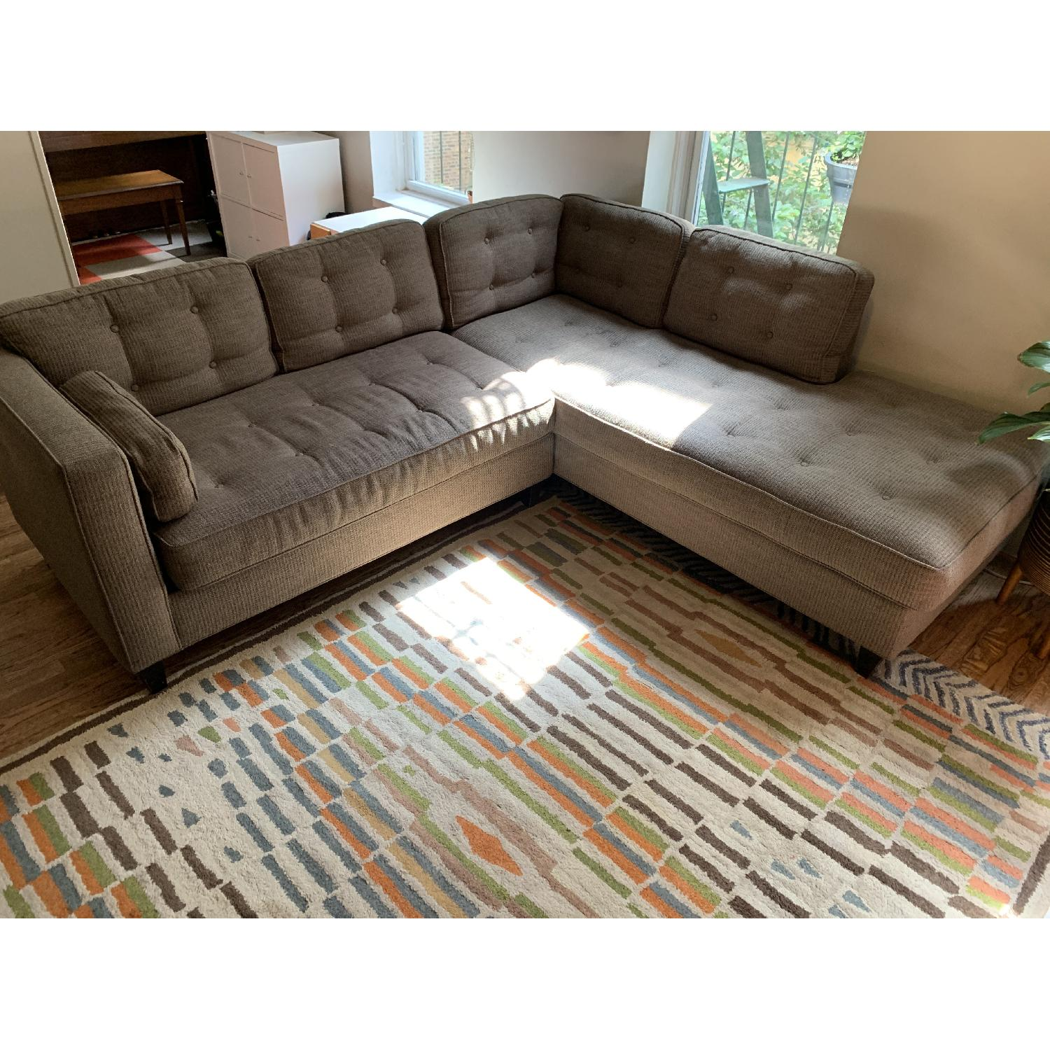 A&G Merch Greenpoint Sectional Sofa-2