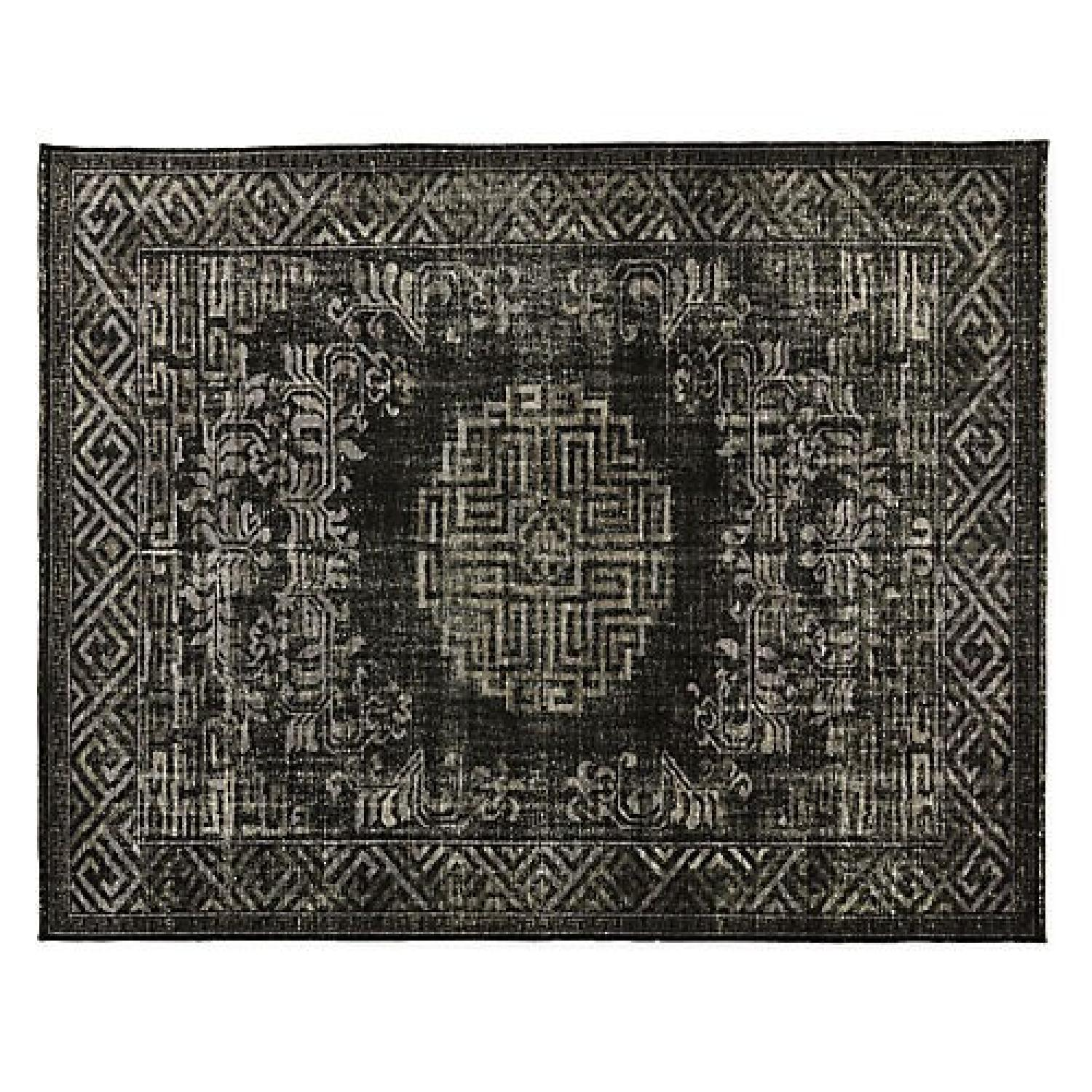 Room & Board Black Onyx Amira Rug - image-0