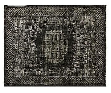 Room & Board Black Onyx Amira Rug