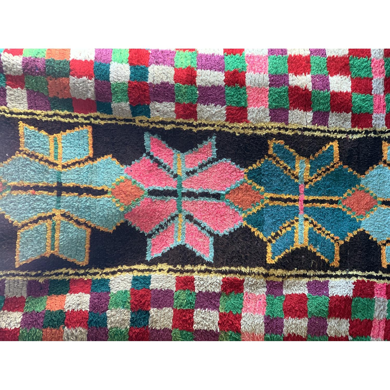 Handmade Vintage Moroccan Rug-2