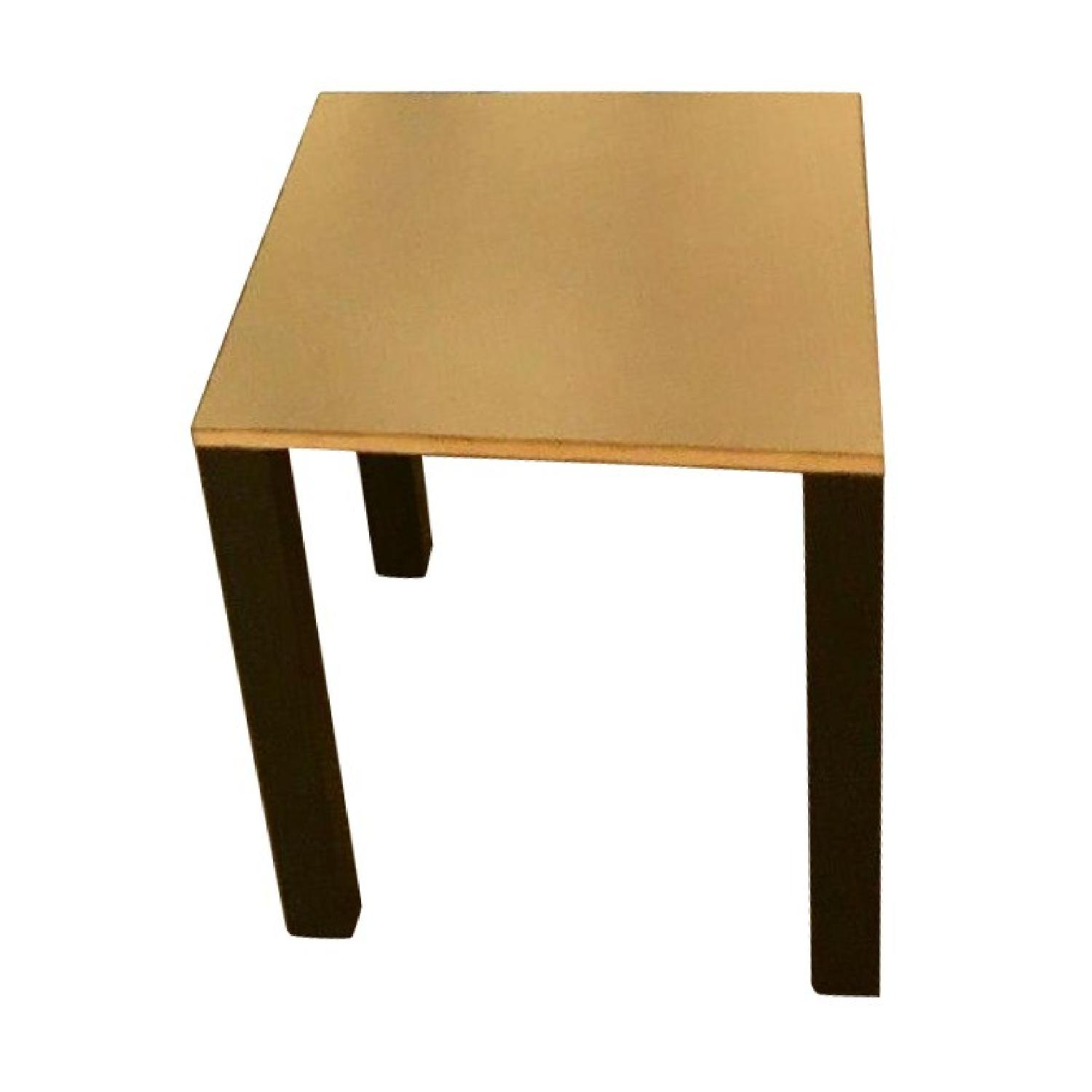Common Room Custom Designed Square Cafe Table