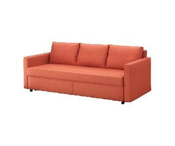 Ikea Friheten Sleeper Sofa w/ Storage
