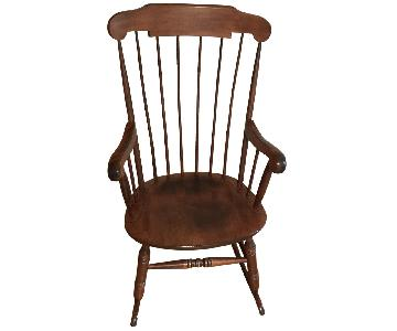Nichols & Stone Rocking Chair