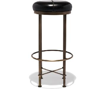 Industry West Singapore Club Counter Stool