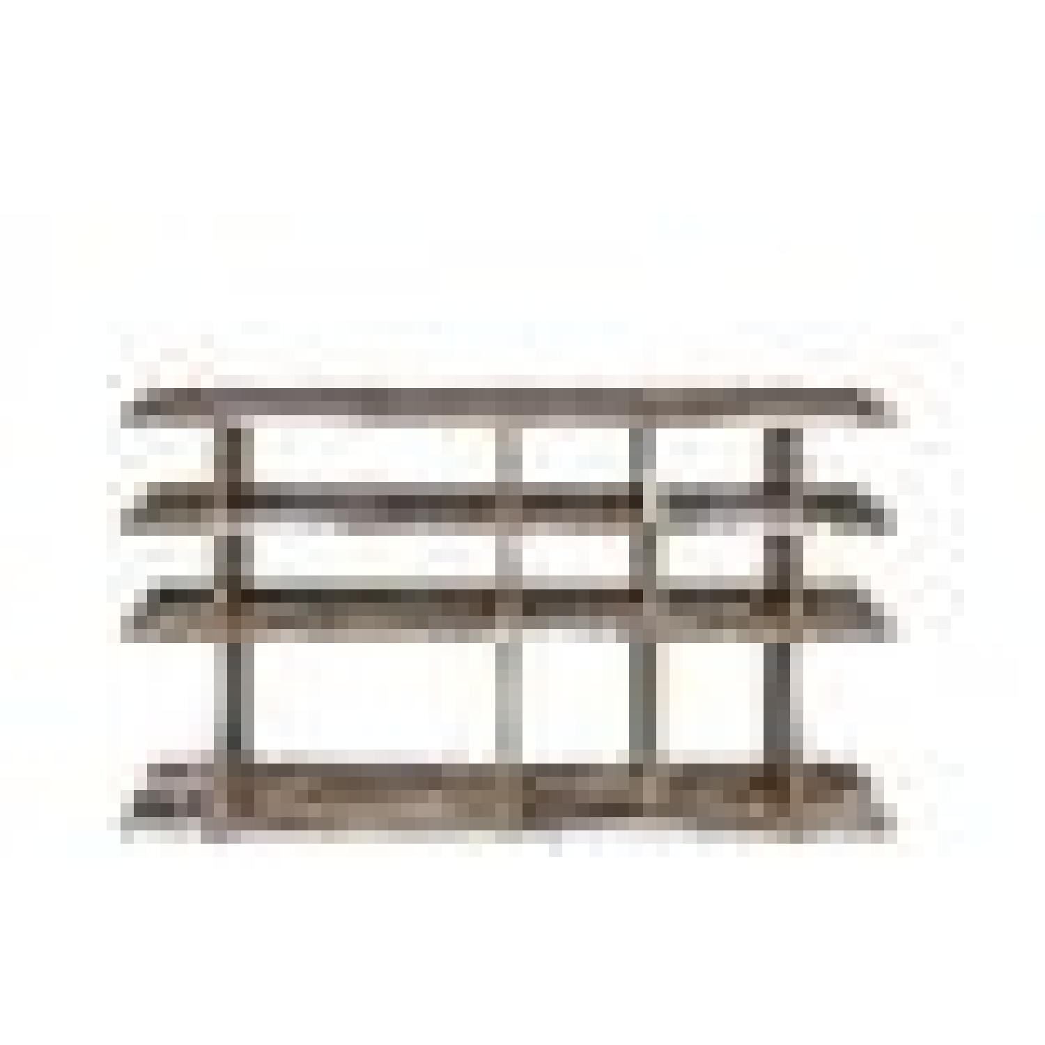Coaster Rustic Salvaged Cabin Low-Profile Bookcase - image-0
