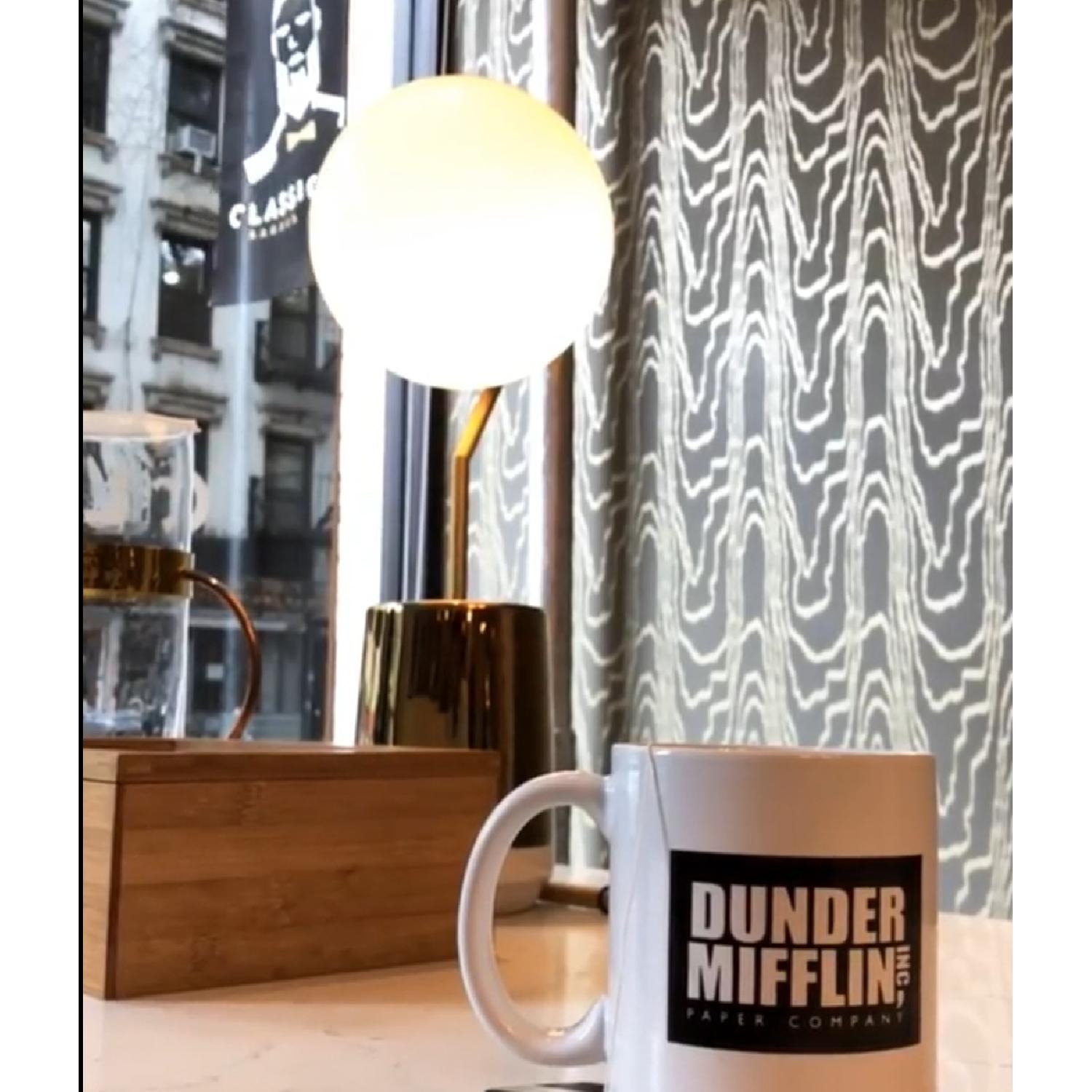 Flos Ic Lights T Brass Dimmable Table Lamp - image-2