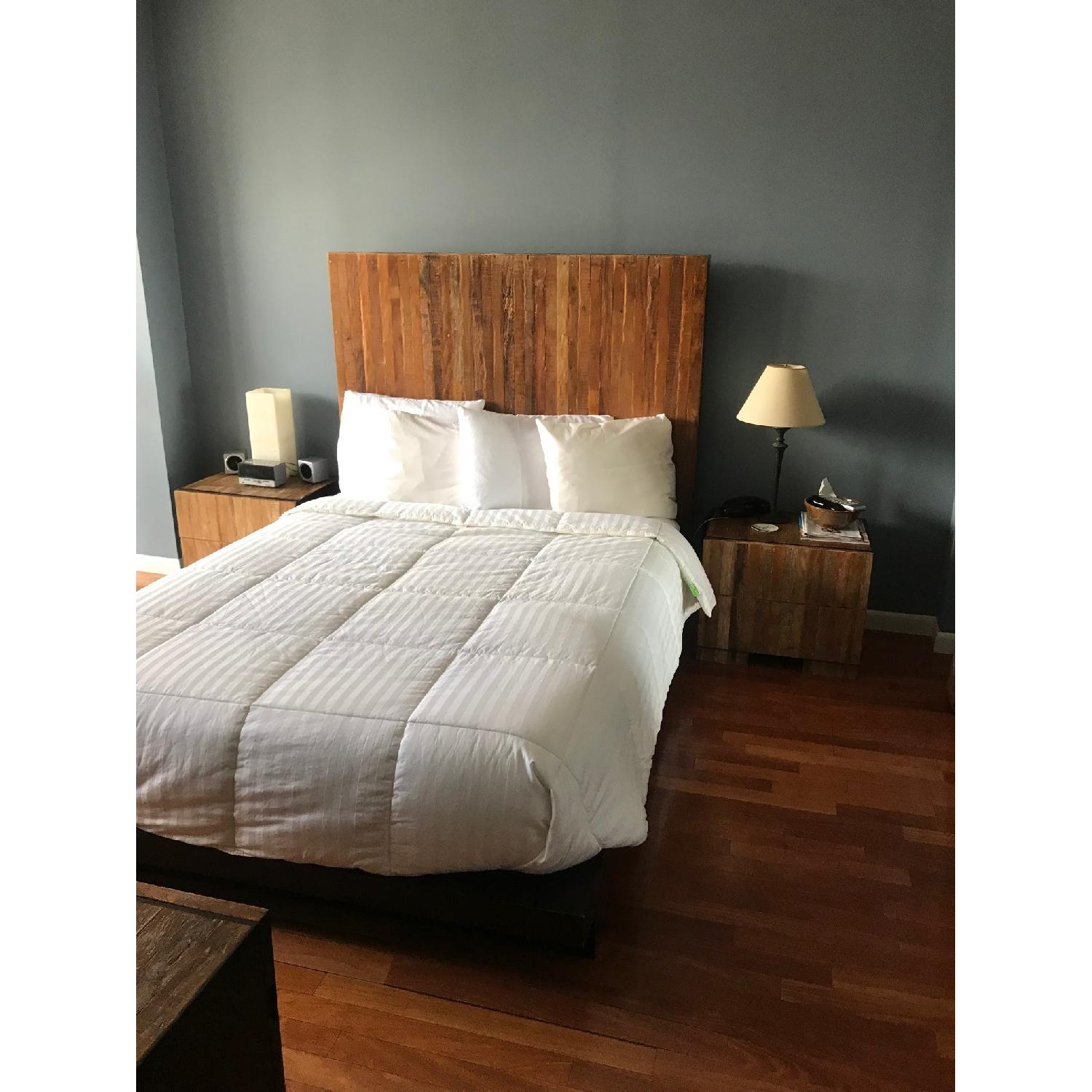 Environment Furniture Parati Queen Sized Bed - image-1