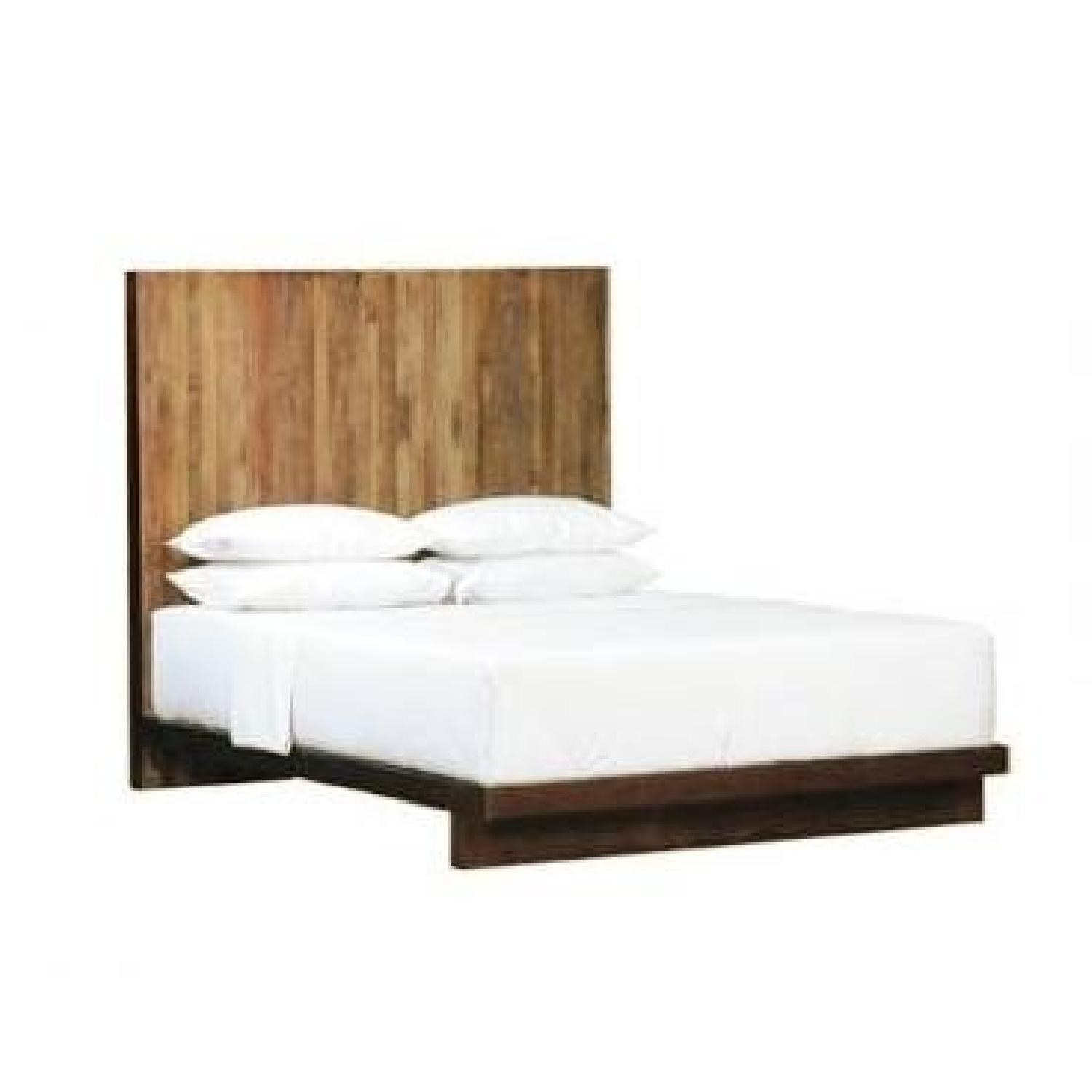 Environment Furniture Parati Queen Sized Bed - image-0