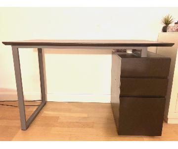 212 Modern Furniture Walter Reversible Desk