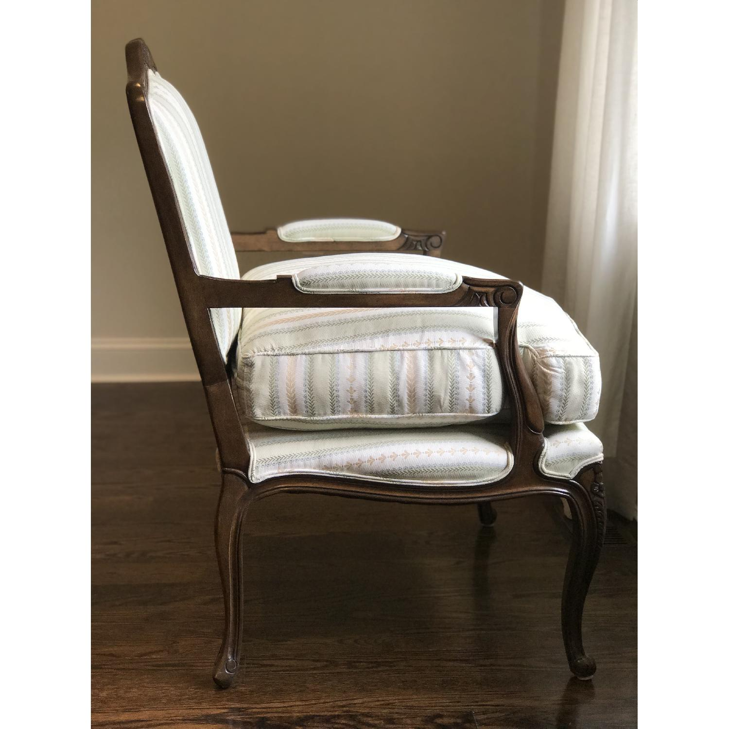 French Style Custom Bergere Chair - image-2