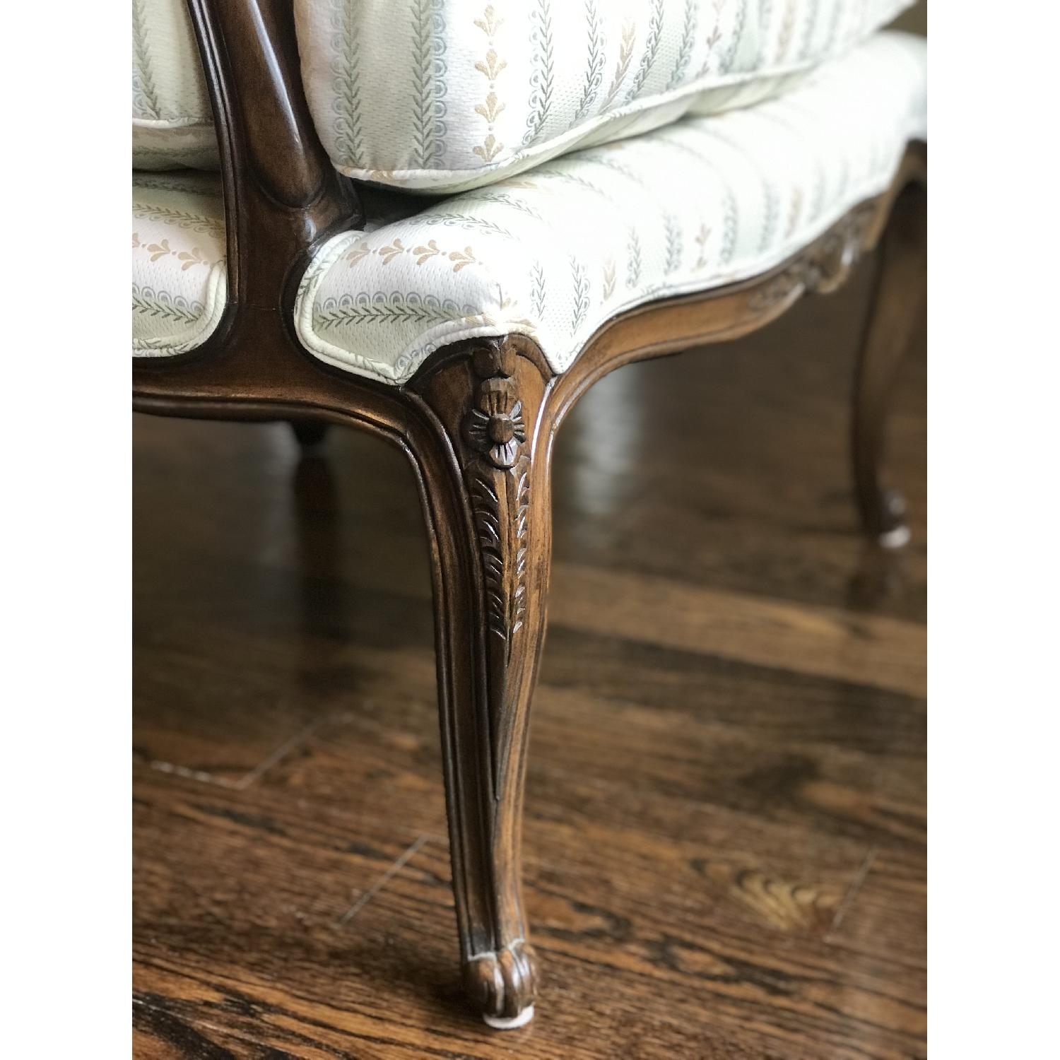 French Style Custom Bergere Chair - image-3