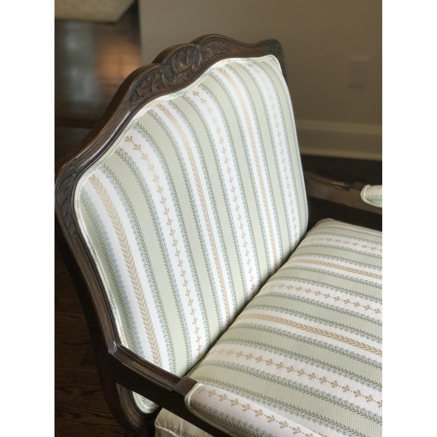 French Style Custom Bergere Chair - image-4