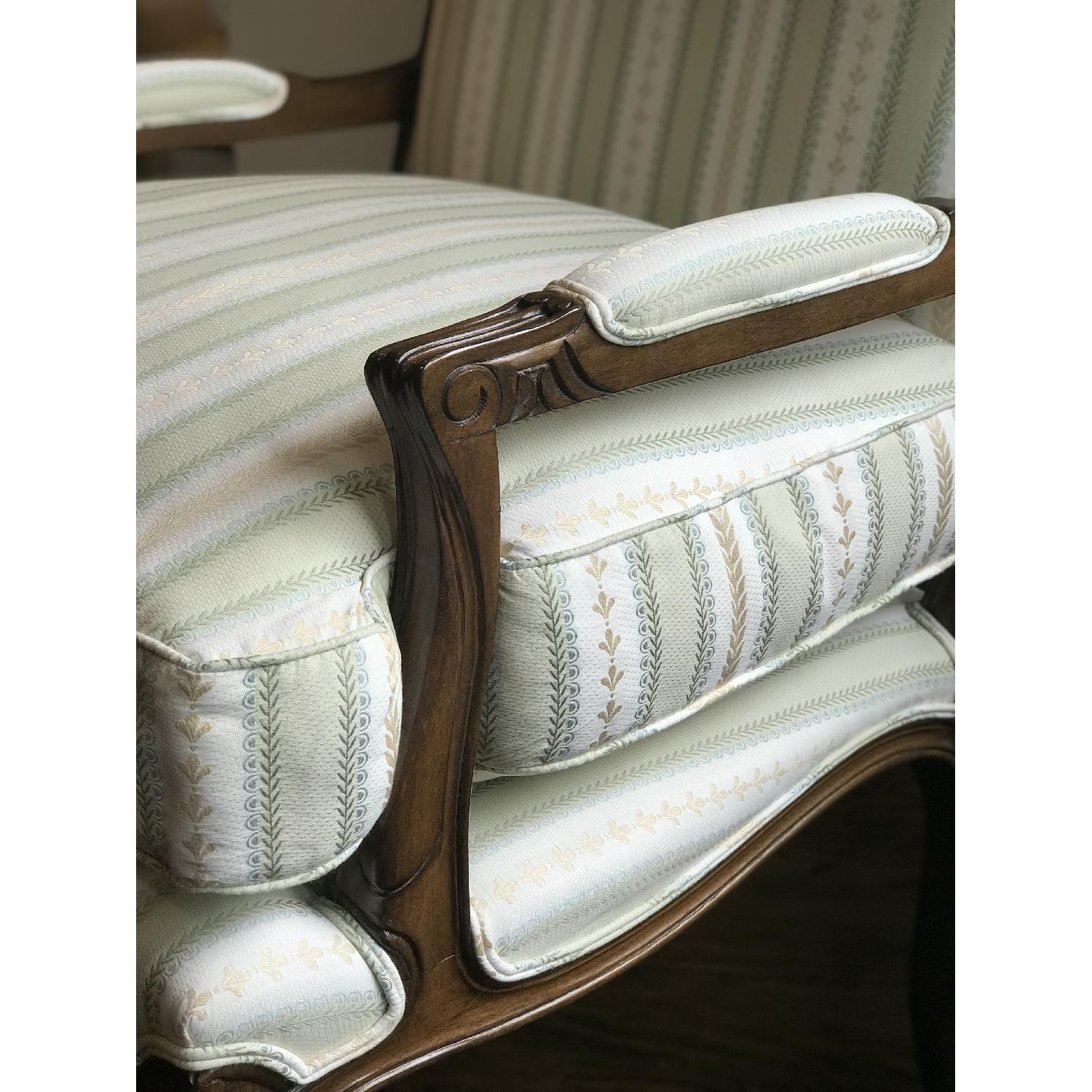 French Style Custom Bergere Chair - image-6