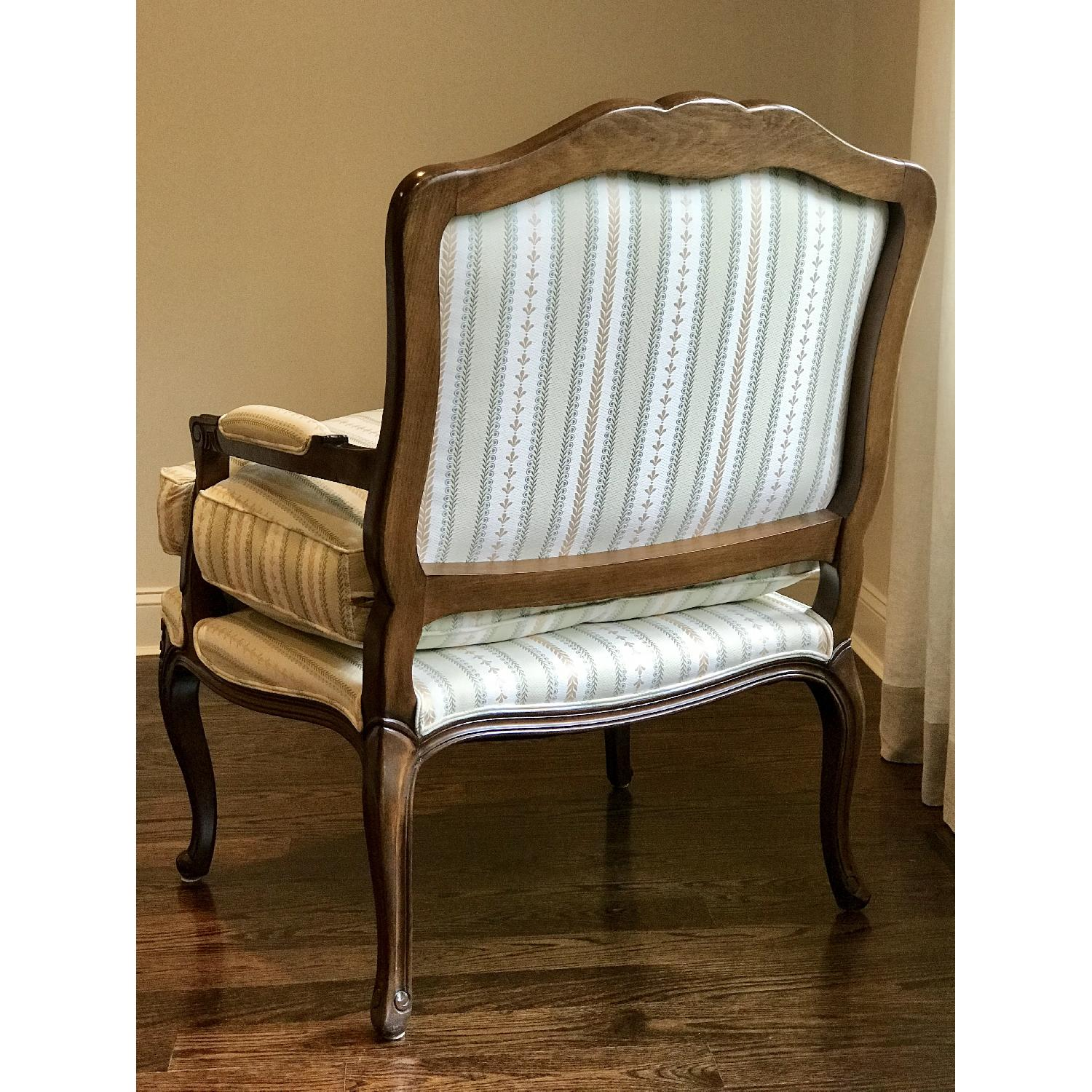 French Style Custom Bergere Chair - image-7