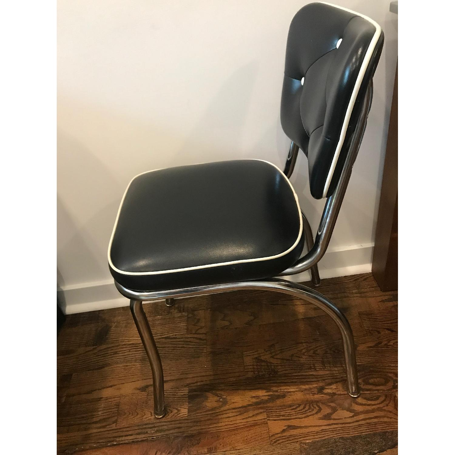 Richardson Seating Corp Lucy Diner Chairs in Black - image-2