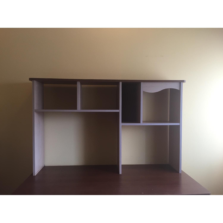 Children's Executive Desk w/ Hutch - image-2