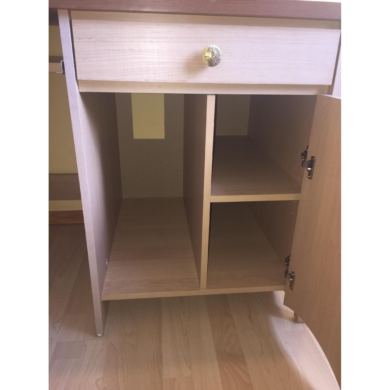 Children's Executive Desk w/ Hutch - image-5