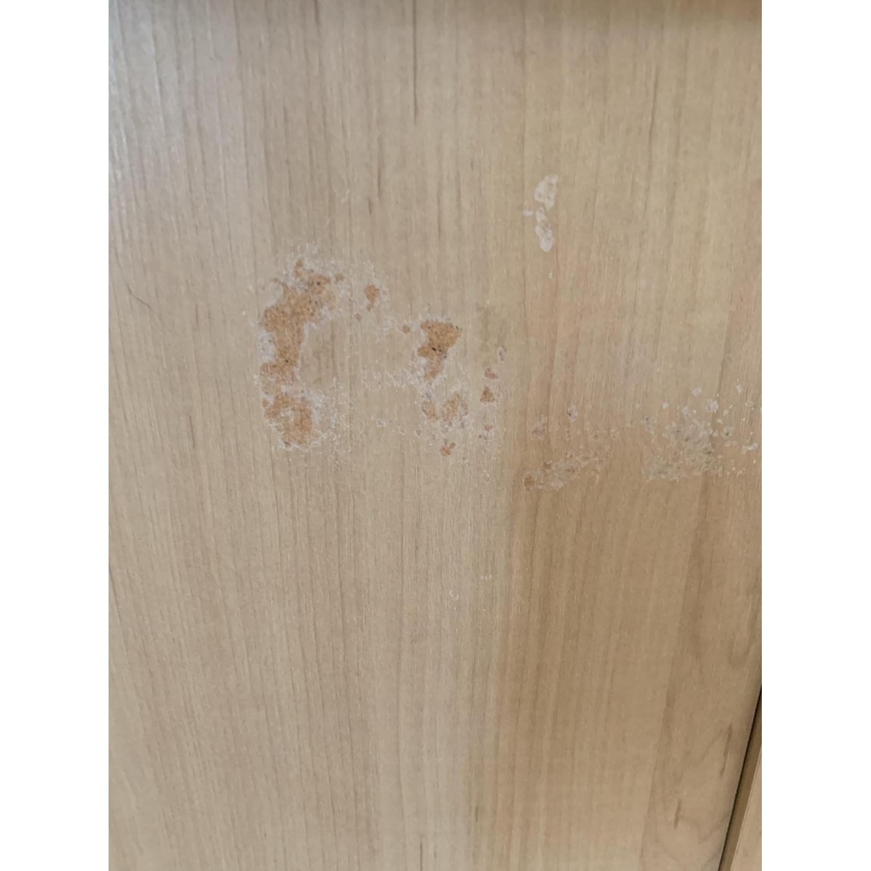 Pine Wood Dresser w/ Cabinet - image-4