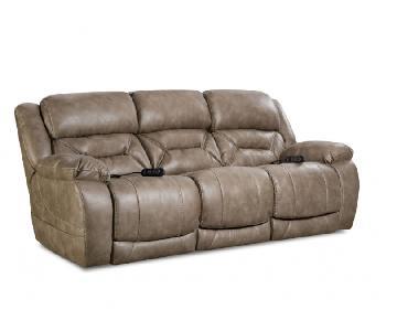 Homestretch Double Power Reclining Sofa
