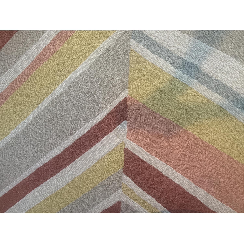 West Elm Patterned Wool Rug-2