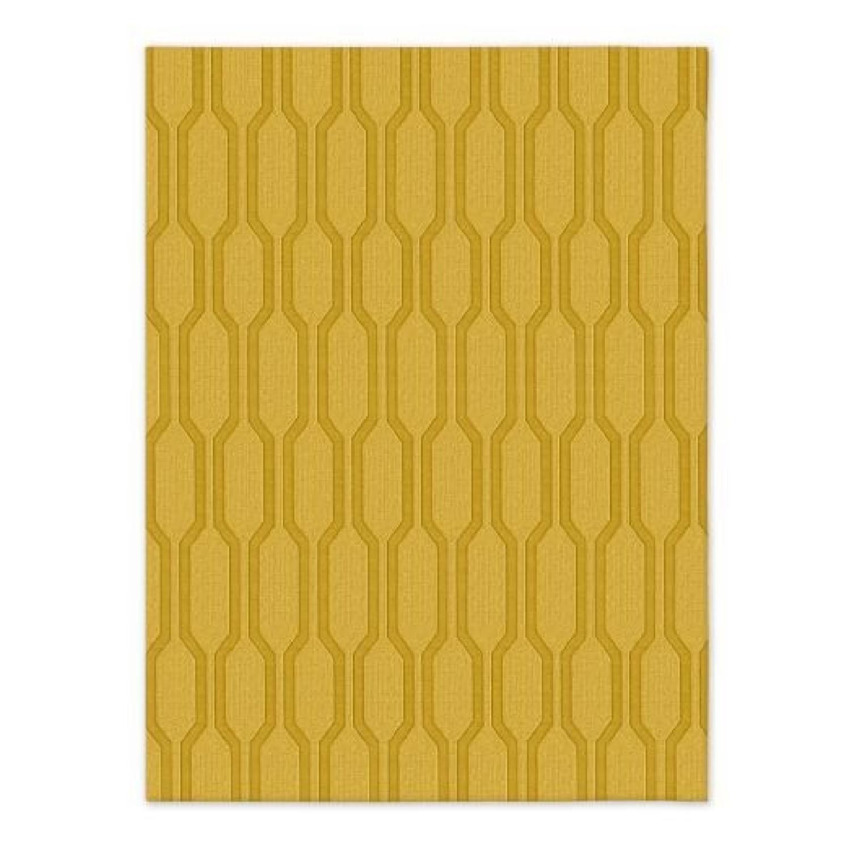 West Elm Honeycomb Textured Wool Rug