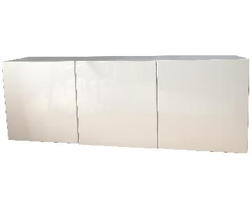 Ikea Besta TV Unit w/ Storage