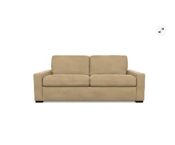 American Leather Rogue Comfort Queen Sleeper Sofa
