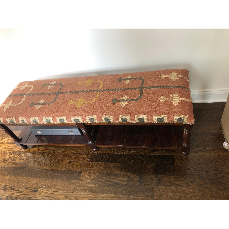 One Kings Lane Mindy Storage Bench - image-1