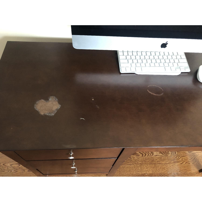 Bob's Solid Wood Study/Computer Desk - image-1