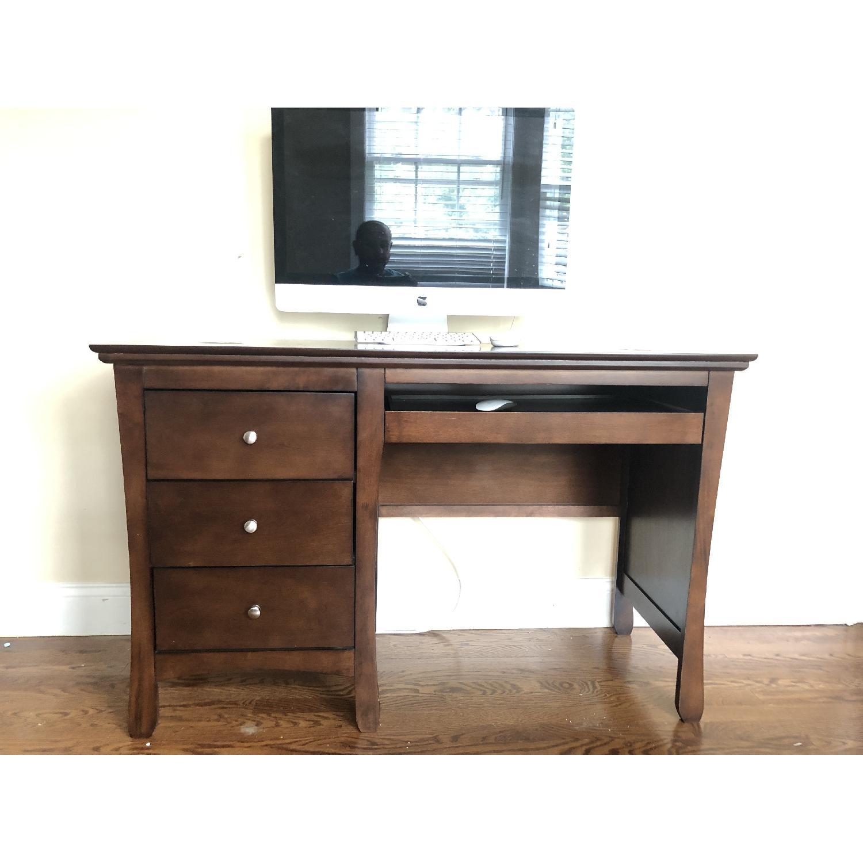 Bob's Solid Wood Study/Computer Desk - image-3