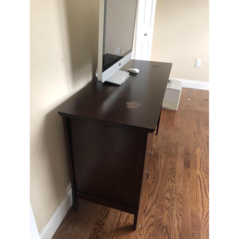 Bob's Solid Wood Study/Computer Desk - image-4