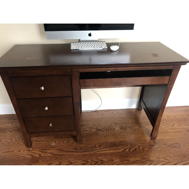 Bob's Solid Wood Study/Computer Desk - image-5