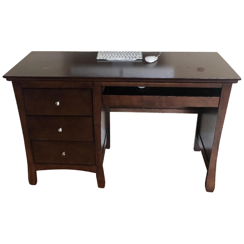 Bob's Solid Wood Study/Computer Desk - image-0