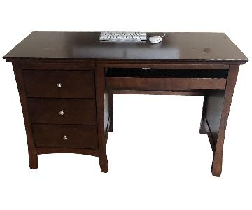 Bob's Solid Wood Study/Computer Desk