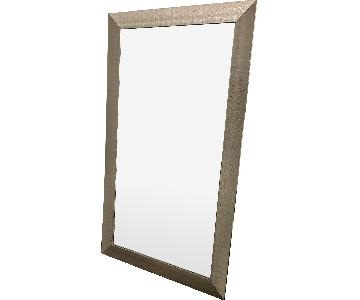 Large Leaning Mirror